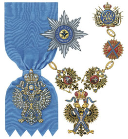 Order of St. Andrew the Apostle the First-Called