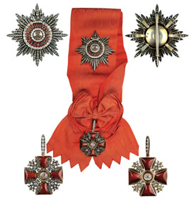 Order of the Holy Blessed Prince Alexander Nevsky